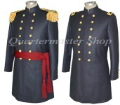 US Double Breasted Officer Frockcoats
