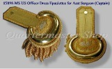 US Medical Officer Epaulets